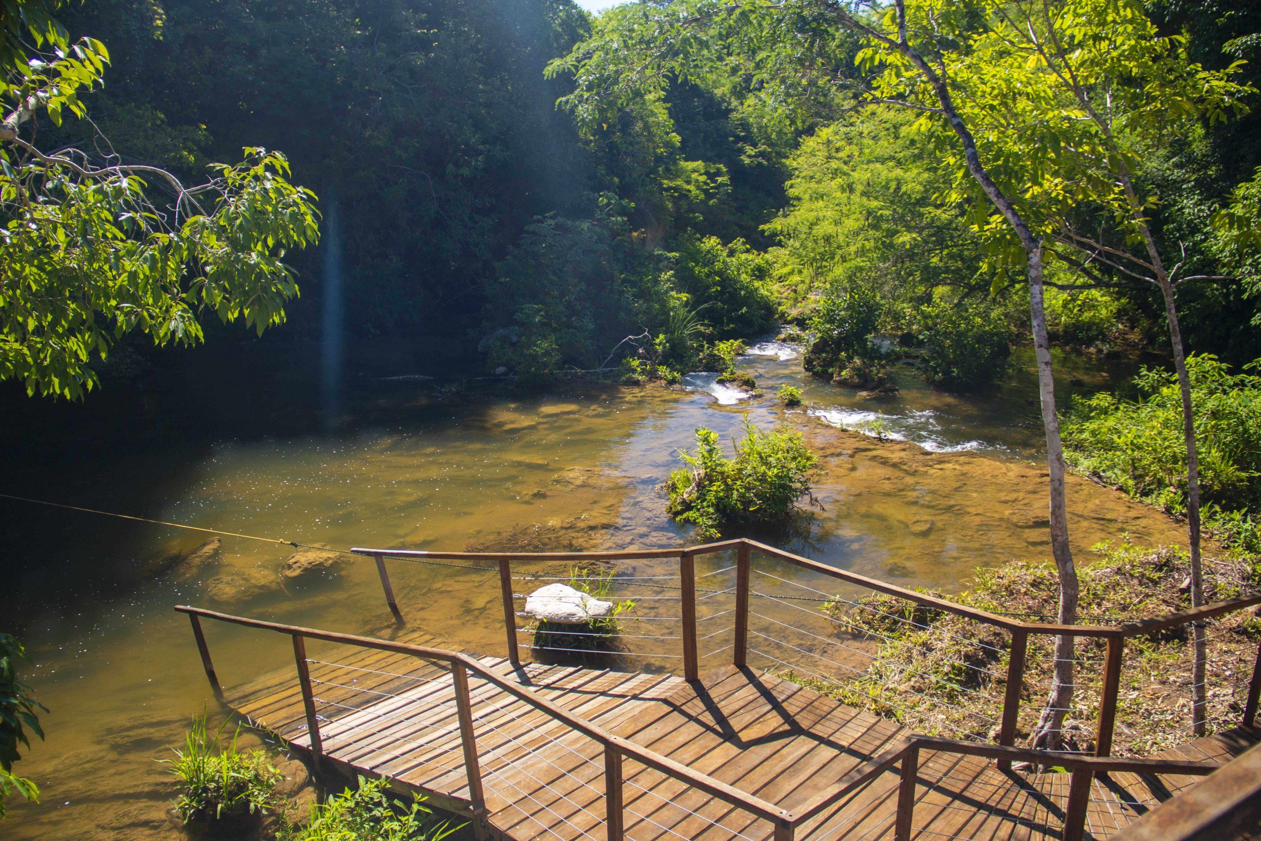 Balneário Parque das Cachoeiras (2)
